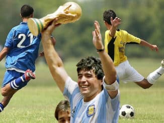 Soccer legend Diego Maradona, of Argentine dead at 60 from Hart-attack
