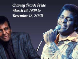 charley pride died