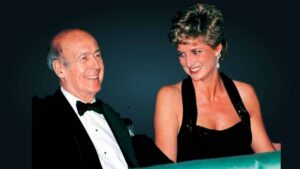 Former French President Valery Giscard d'Estaing died at age 94