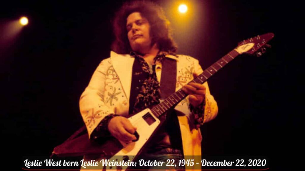 Leslie West, Mountain Guitarist and Voice Behind Hit 'Mississippi Queen', Is Dead at 75