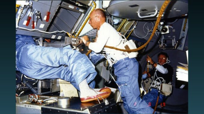 Astronaut William Thornton, who invented the space shuttle treadmill, is dead at 91