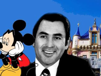 Ron Dominguez, Disney Legend and EVP Of Attractions Dies at 85
