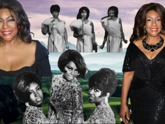 "Mary Wilson, a founding member of ""The Supremes,"" died at 76"