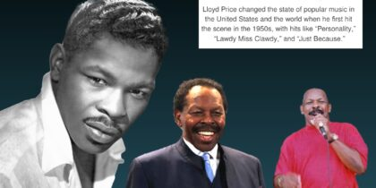 Lloyd Price dead at 88