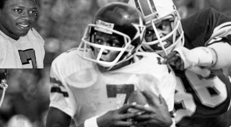 Van Heflin Vanderbilt's first black quarterback dead at 62