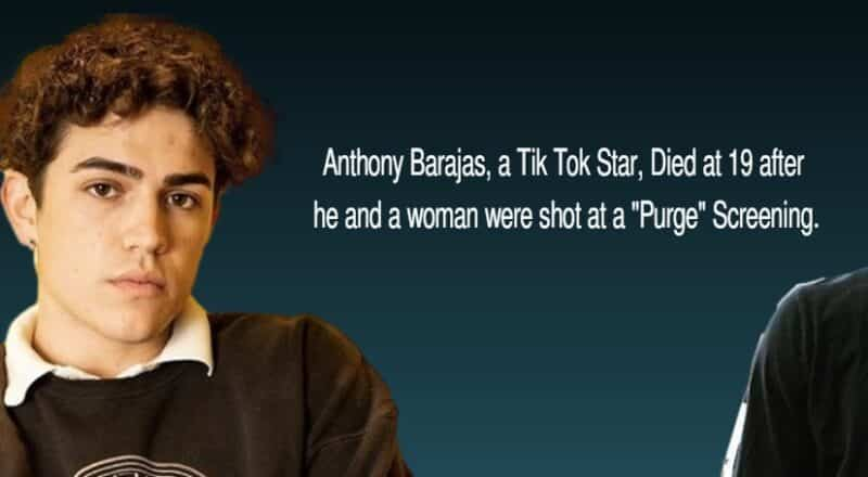 Anthony Barajas, a TikTok Star, Died at age 19