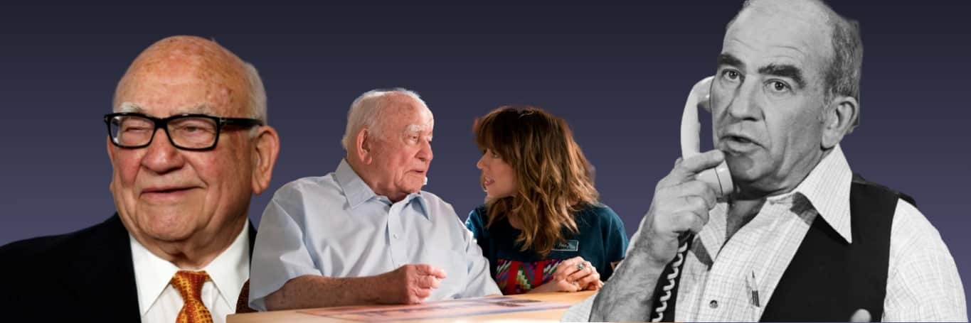 Ed Asner the actor who portrayed Lou Grant Carl from Up dead at 91
