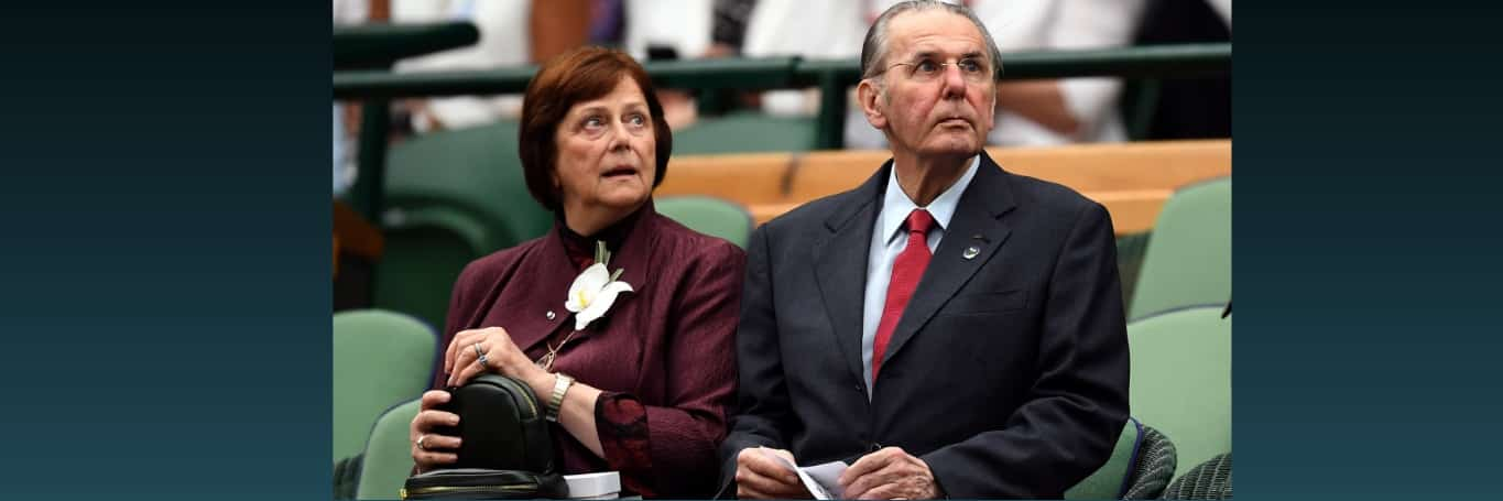 Jacques Rogge, IOC president for 12 years, dead at 79