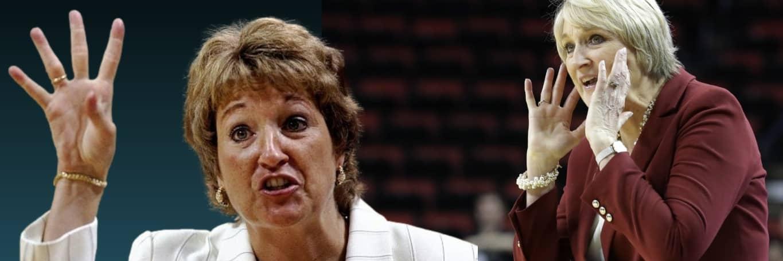 June Daugherty, former women's basketball coach, dead at 64
