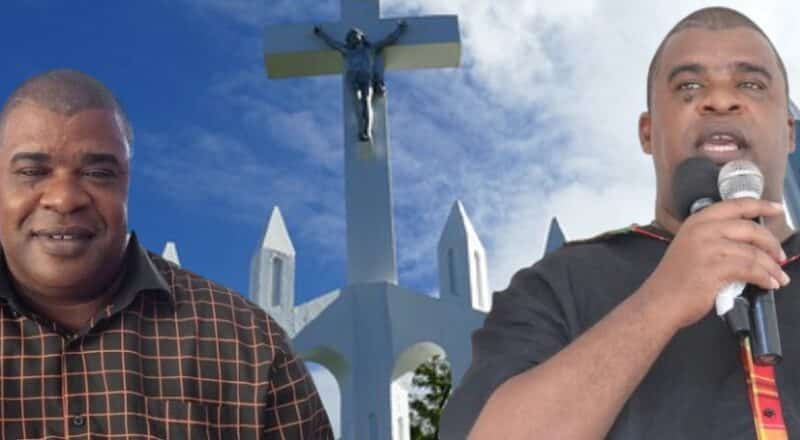 Edward Registe, a Minister in Dominica's Government dead at age 50