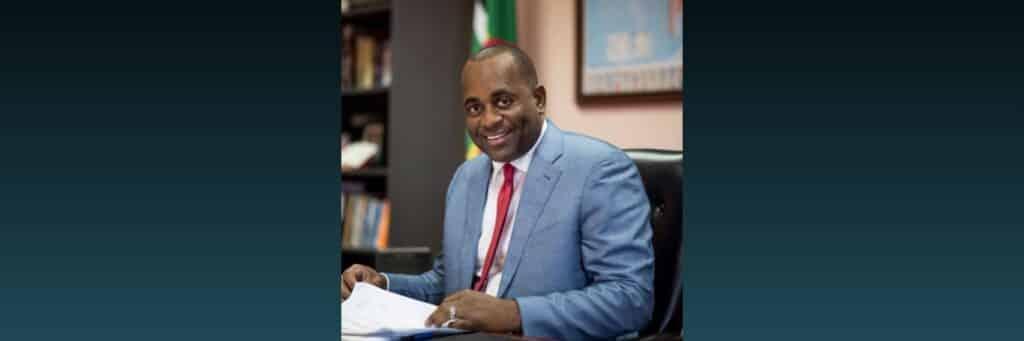 Dominica Prime Minister Roosevelt Skerrit remembers Hon. Edward Registe