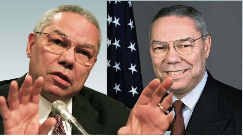 Colin Powell, 84, dies from COVID-19 complications