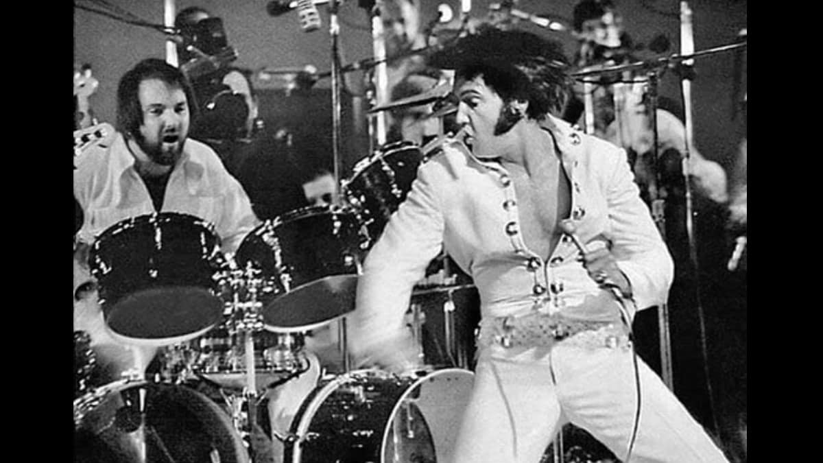 Ronnie Tutt, Drummer for Elvis Presley Dead at 83