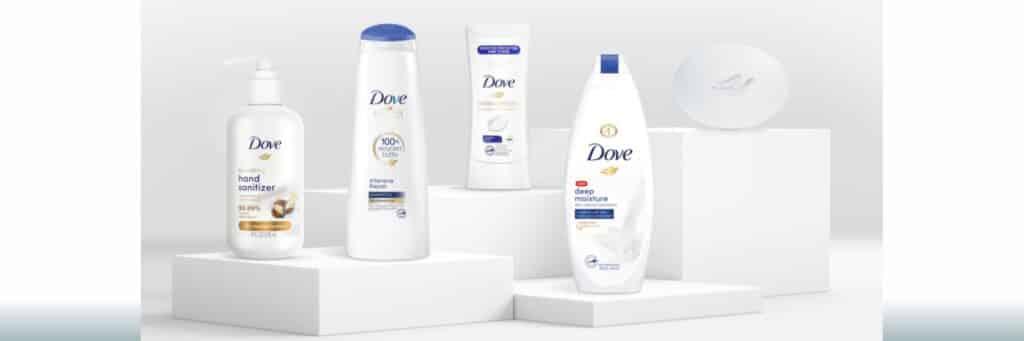Explore the world of Dove